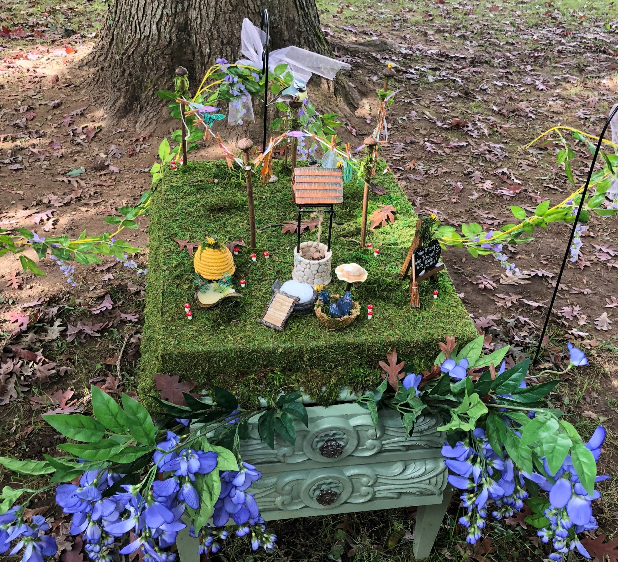 Fairy Houses and Strategies for Inspiring the Wonder of Nature in Kids and in Our Inner Kids